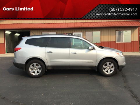 2009 Chevrolet Traverse for sale at Cars Limited in Marshall MN