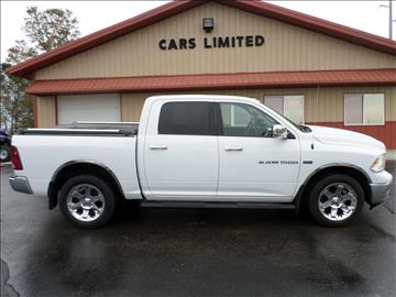 2011 RAM Ram Pickup 1500 for sale in Marshall, MN