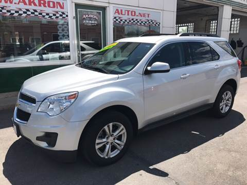 2015 Chevrolet Equinox for sale in Akron, CO