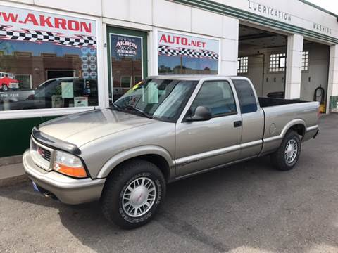 1998 GMC Sonoma for sale in Akron, CO
