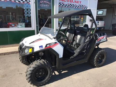 2015 Polaris Ranger RZR for sale in Akron, CO