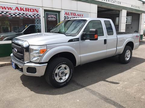 2015 Ford F-250 Super Duty for sale in Akron, CO