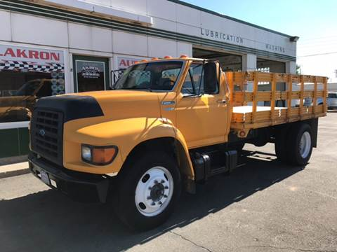 1997 Ford F-700 for sale in Akron, CO