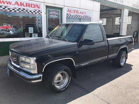 1995 GMC Sierra 1500 for sale in Akron, CO