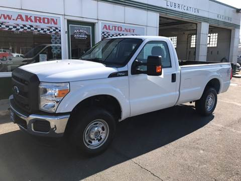 2013 Ford F-250 Super Duty for sale in Akron, CO