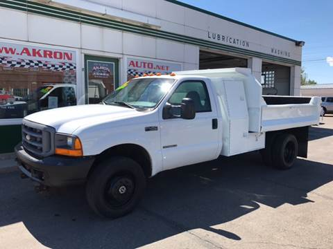 1999 Ford F-450 Super Duty for sale in Akron, CO