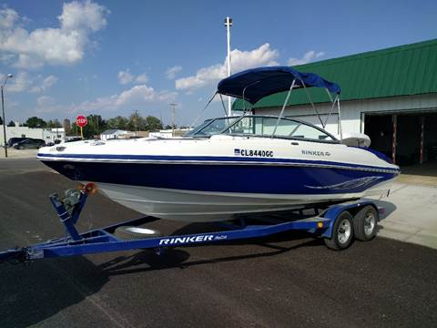 2008 Rinker Captiva for sale in Akron, CO