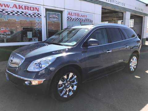 2012 Buick Enclave for sale in Akron, CO