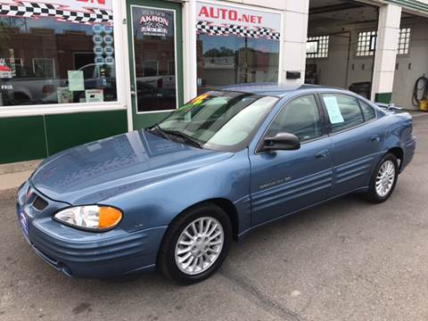 1999 Pontiac Grand Am for sale in Akron, CO