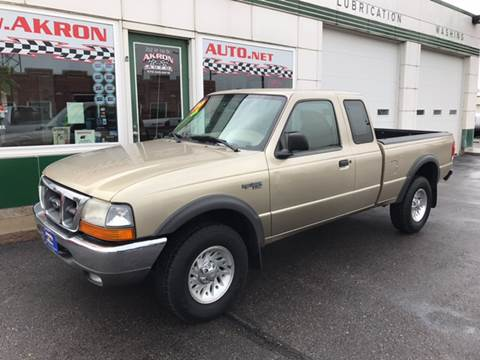 1999 Ford Ranger for sale in Akron, CO