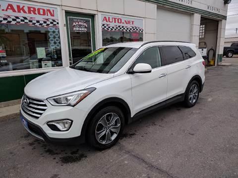 2016 Hyundai Santa Fe for sale in Akron, CO