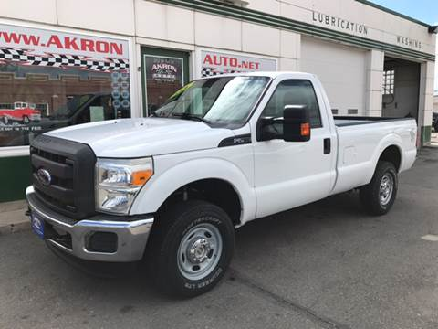 2012 Ford F-250 Super Duty for sale in Akron, CO
