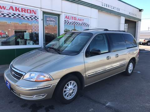 1999 Ford Windstar for sale in Akron, CO