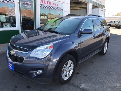2013 Chevrolet Equinox for sale in Akron, CO