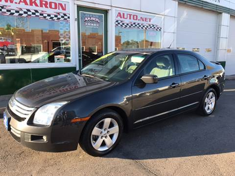 2007 Ford Fusion for sale in Akron, CO