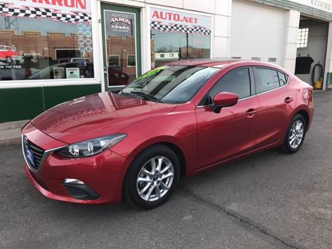 Akron Auto Used Cars Akron CO Dealer - Mazda net