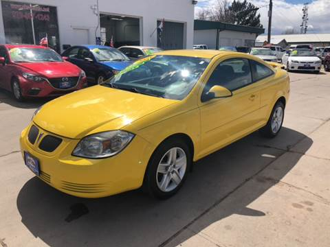 2008 Pontiac G5 for sale in Akron, CO
