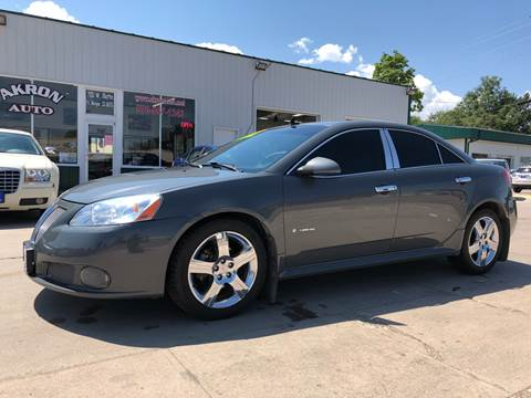 2008 Pontiac G6 for sale in Fort Morgan, CO