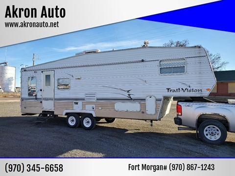 2004 R-Vision Trail- for sale in Akron, CO