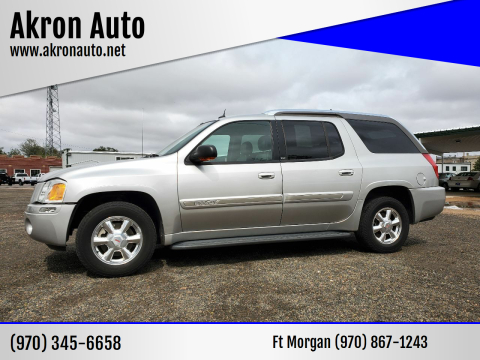 2004 GMC Envoy XUV for sale at Akron Auto in Akron CO
