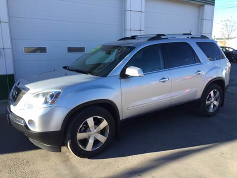 2011 GMC Acadia for sale in Akron, CO