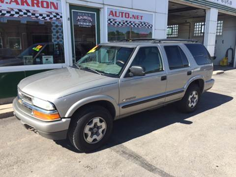 2004 Chevrolet Blazer for sale in Akron, CO