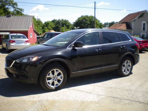 2014 Mazda CX-9 for sale in Barnesville, OH