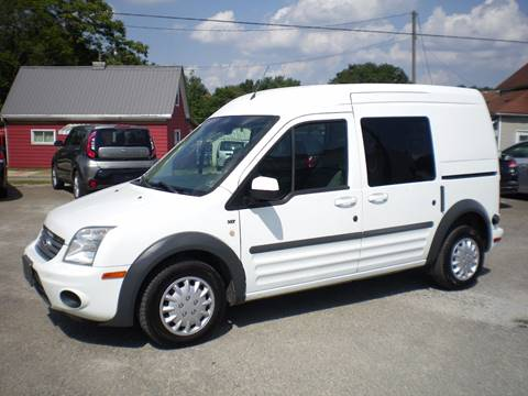 2013 Ford Transit Connect for sale in Barnesville, OH