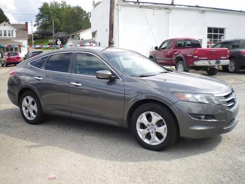 2011 Honda Accord Crosstour for sale in Barnesville, OH