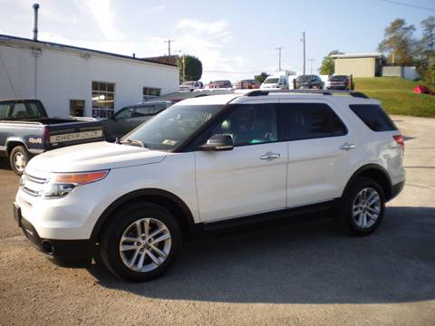 2011 Ford Explorer for sale in Barnesville, OH