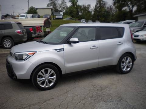 2016 Kia Soul for sale in Barnesville, OH