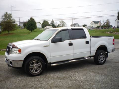2008 Ford F-150 for sale in Barnesville, OH
