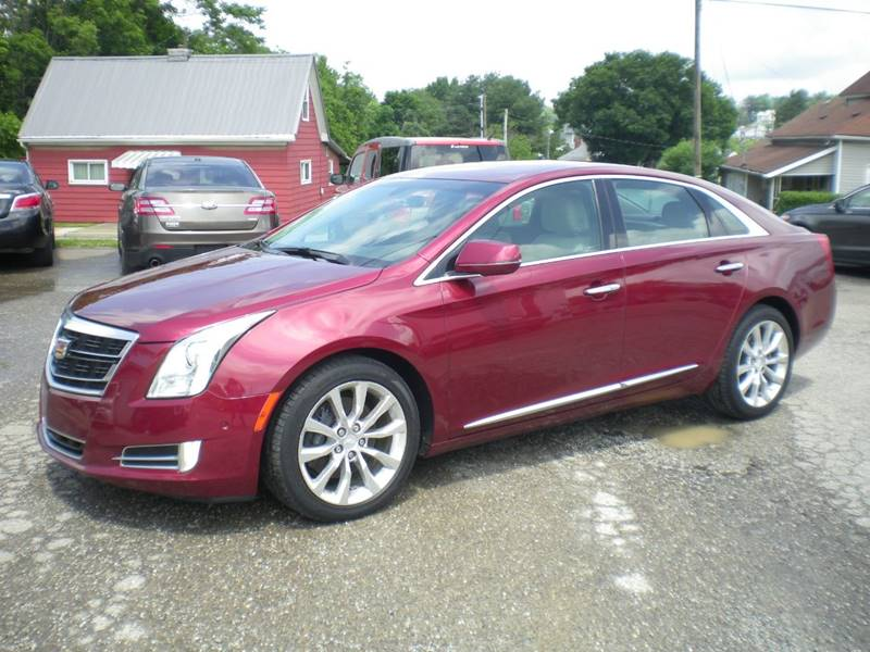 2017 Cadillac Xts Luxury 4dr Sedan In Barnesville OH ...