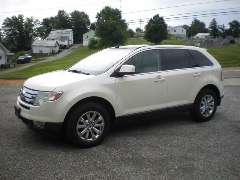 Ford Edge Awd Limited Dr Crossover Barnesville Oh