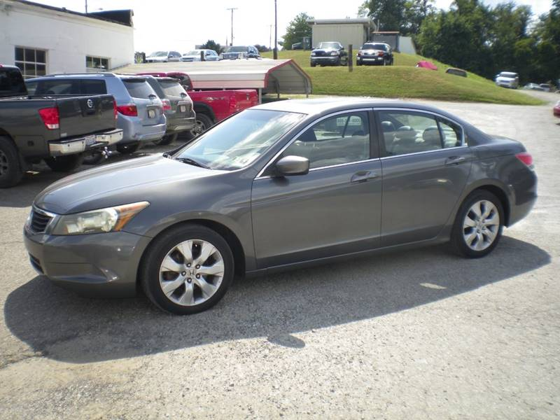 2009 Honda Accord EX L 4dr Sedan 5A   Barnesville OH
