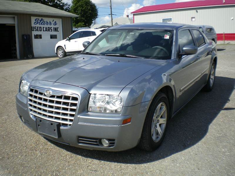2006 chrysler 300 in barnesville oh starrs used cars inc. Cars Review. Best American Auto & Cars Review