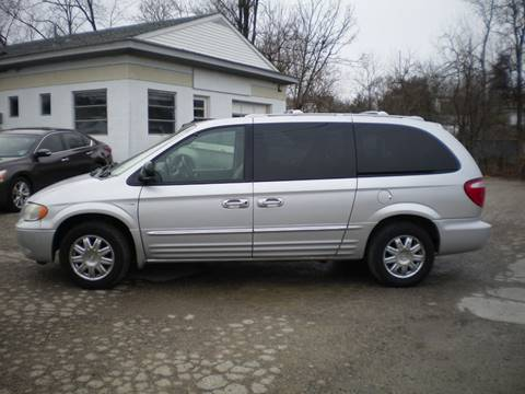 2004 town and country