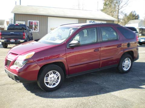 2004 Pontiac Aztek for sale in Barnesville, OH