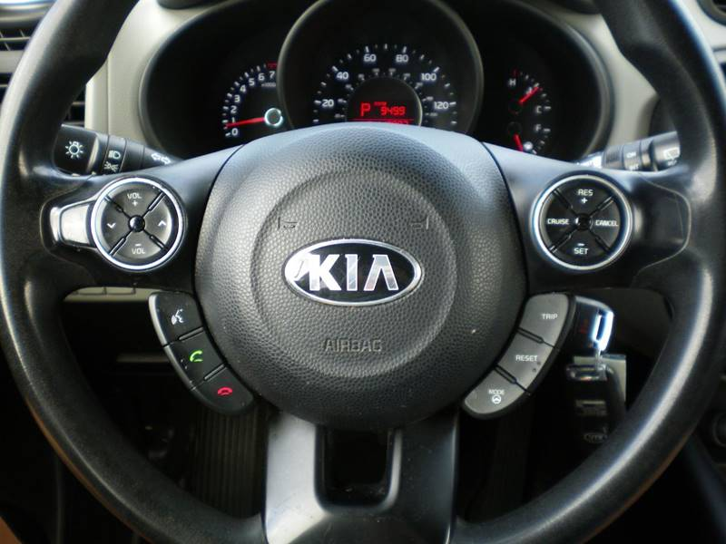 2015 Kia Soul 4dr Crossover 6A In Barnesville OH - Starrs Used Cars Inc