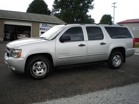 2010 Chevrolet Suburban for sale in Barnesville, OH