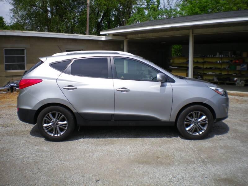 2015 Hyundai Tucson AWD SE 4dr SUV - Barnesville OH