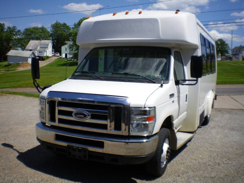 2013 Ford E-Series Chassis E-350 SD 2dr Commercial/Cutaway/Chassis 138-176 in. WB - Barnesville OH