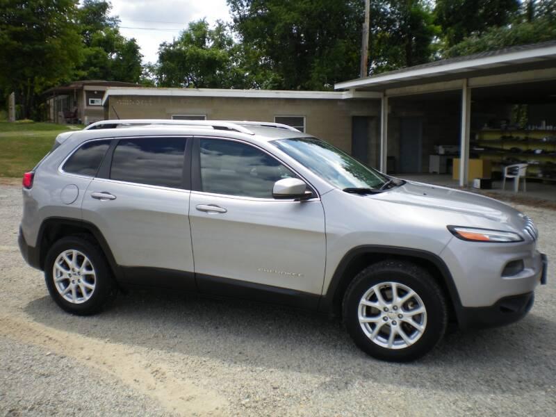 2016 Jeep Cherokee 4x4 Latitude 4dr SUV - Barnesville OH