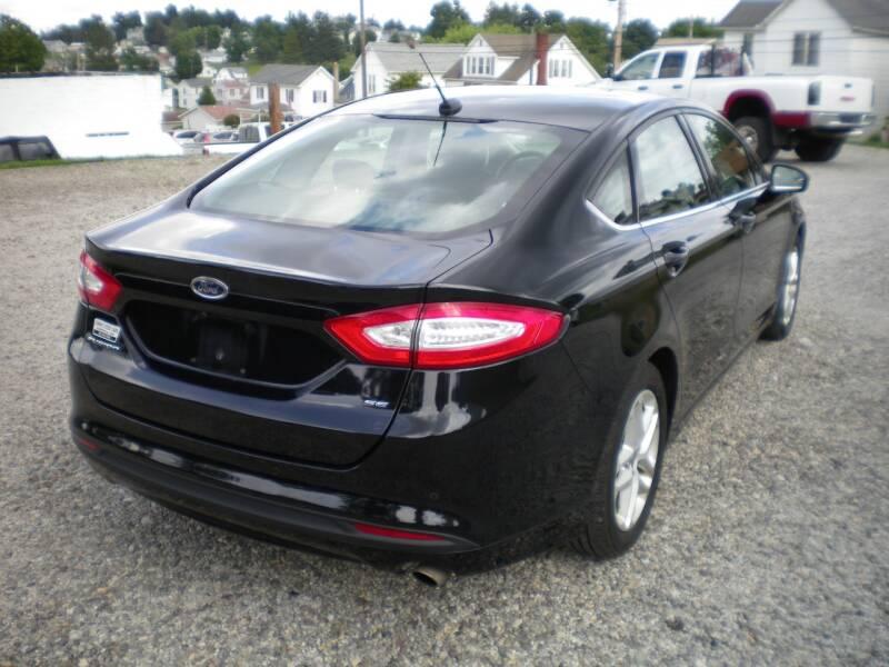 2016 Ford Fusion SE 4dr Sedan - Barnesville OH