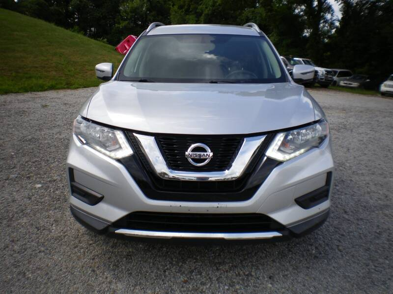 2017 Nissan Rogue AWD S 4dr Crossover - Barnesville OH