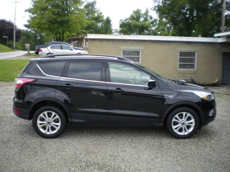 2018 Ford Escape SE 4dr SUV - Barnesville OH