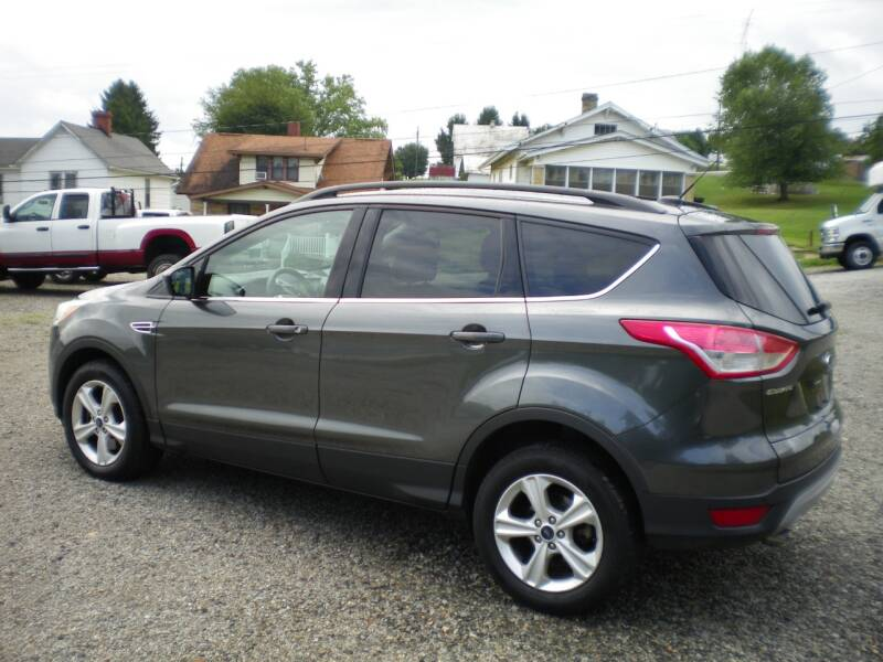 2016 Ford Escape AWD SE 4dr SUV - Barnesville OH