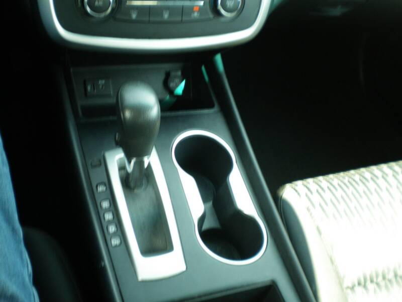 2018 Nissan Altima 2.5 S 4dr Sedan - Barnesville OH