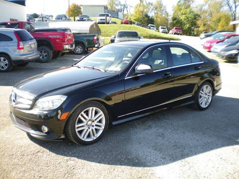2009 Mercedes-Benz C-Class for sale in Barnesville, OH