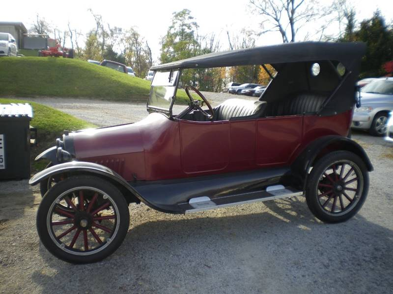1922 Chevrolet 490 Touring In Barnesville OH - Starrs Used ...